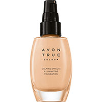 AVON calming effects Beruhigende Foundation