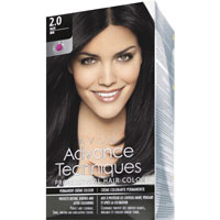 AVON Advance Techniques PROFESSIONAL HAIR COLOUR Haar-Coloration - Schwarz