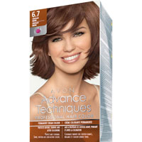 AVON Advance Techniques PROFESSIONAL HAIR COLOUR Haar-Coloration - Brünett