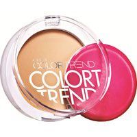 AVON COLORTREND Final Touch Kompaktpuder