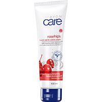 AVON care Pflegecreme für Hände, Nägel & Nagelhaut mit Hagebuttenkernöl & Vitamin C