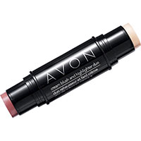 AVON ideal flawless Cremerouge- & Highlighter-Duo