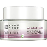 AVON nutra effects Ageless 55+ Regenerierende Tagescreme LSF 20