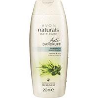 AVON naturals hair Teebaumöl & Minze Anti-Schuppen-Shampoo