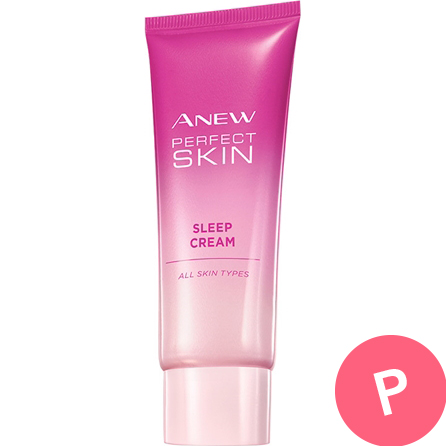 Probe AVON ANEW Perfect Skin Nachtcreme